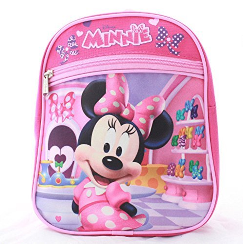 Minnie Mouse Girls Kids Toddler Preschool Mini Backpack