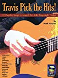 img - for Travis Pick the Hits!: 12 Popular Songs Arranged for Solo Fingerstyle Guitar book / textbook / text book