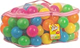 Ball Pit 200 Pack - Ball Pit Balls Crush Proof BPA Free - Includes Reusable Zipper Mesh Bag - 6 Colors - Ball Pit For Kids and Baby - Ball Pit For Any Ball Pool - Original - By Play22