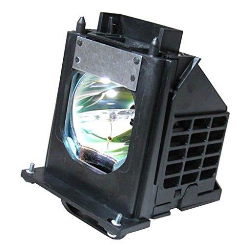 CTLAMP 915P061010 OEM Lamp(Original Bulb and Generic Housing) for Mitsubishi WD-57733 WD-57734 WD-57833 WD-65733 WD-65734 WD-65833 WD-73733 WD-73734 WD-73833 WD-C657 WD-Y577 WD-Y657 TVs (Mitsubishi Wd 57733 Lamp compare prices)