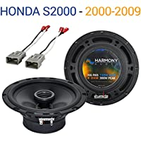 Honda S2000 2000-2009 Factory Speaker Replacement Harmony R65 & Metra Harness