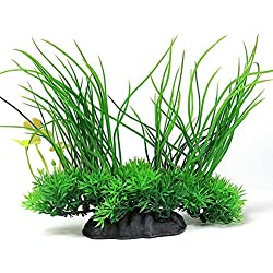 Tinksky Water Plant Artificial Aquarium Simulation Aquatic Plant Fish Tank Artificial Landscape Decoration Ornament