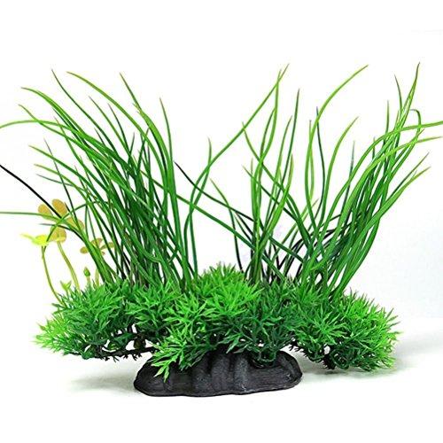 Artificial Water Plants Plastic For Aquarium - 7