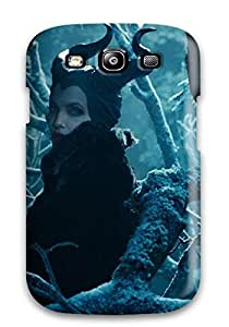 Best Hot Design Premium Tpu Case Cover Galaxy S3 Protection Case(maleficent Movie Widescreen)