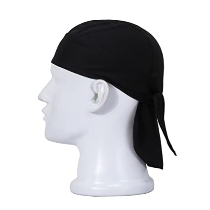 Pirate Hat Pirate Costume Head Scarf Multipurpose Bandana Quick-drying  Cycling Sweatband Breathable Head Wraps 46948f47896d