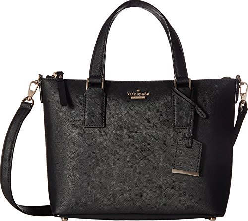 Kate Spade New York Women's Cameron Street Lucie Crossbody Black Crossbody Bag by Kate Spade New York