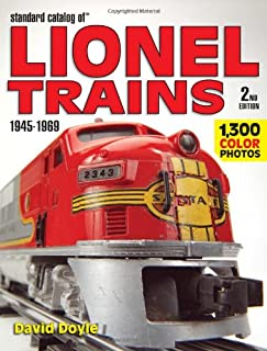 complete service manual for lionel trains maury d kleinstandard catalog of lionel trains 1945 1969