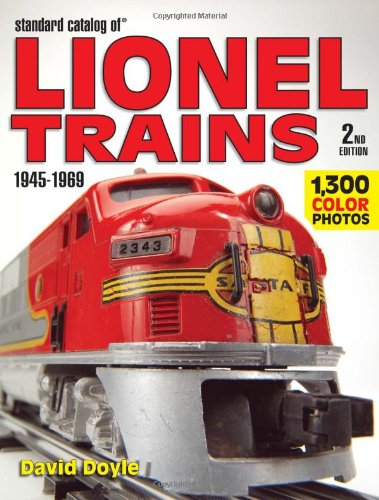 - Standard Catalog of Lionel Trains 1945-1969