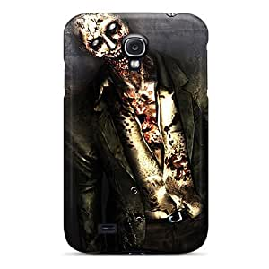 High Impact Dirt/shock Proof Case Cover For Galaxy S4 (zombie)