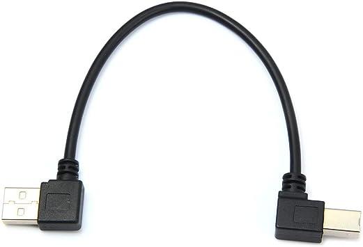 Chenyang Drucker Scannerkabel Usb 2 0 A Stecker Auf Elektronik