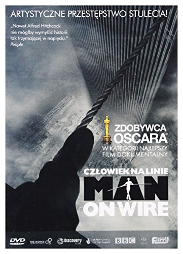 Man on Wire [DVD] (English audio)