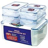 Lock & Lock  Set contenitori salvafreschezza confezione da 6