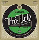 D'Addario Flamenco sets are constructed using a new variation of our exclusive multifilament stranded core material, which dramatically improves the life and tuning consistency of the wound strings when compared to traditional nylon cores. These sets...