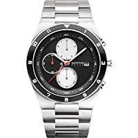 Deals on Bering Solar Solar Movement Black Dial