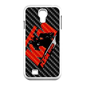 Ktm Racing Logo For Samsung Galaxy S4 9500 Phone Case Cover 6FY947753