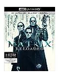 Matrix Reloaded, The (4K Ultra HD) [Blu-ray]