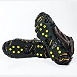 Carryown Anti Slip Ice & Snow Grips, Shoe/Boot
