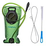 Water Hydration Bladder Pack & Cleaning Kit,2...