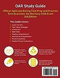 OAR Study Guide: Officer Aptitude Rating Test Prep