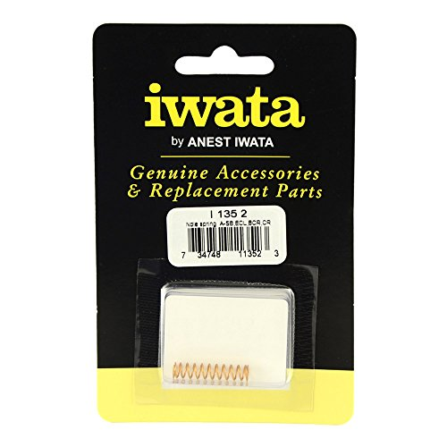 - Iwata-Medea Iwata Eclipse Cs/Bs/Sbs Needle Spring,Silver