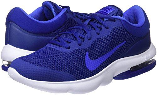 Max R Running Lt Advantage Nike De Bluee Multicolore 401 Homme Air Royal Chaussures deep 7wqwXPWf5E