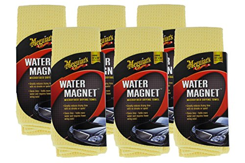 Magnet Microfiber Drying Towel (6 Pack) (Water Magnet Drying Towel)