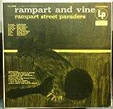 RAMPART STREET PARADERS RAMPART & VINE vinyl record