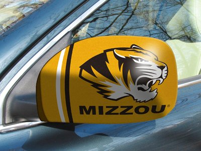 Fanmats University of Missouri Small Mirror Cover Size=5.5''x8'' NCAA-12026 by FANMAT
