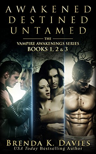 The Vampire Awakenings Series Bundle (Books 1-3)