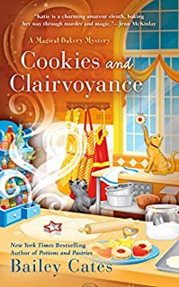Book Cover: Cookies and Clairvoyance
