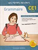 Grammaire CE1 : 29 séances de 20 minutes