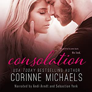 Consolation Audiobook