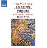 Stravinsky - The Firebird; Petrushka