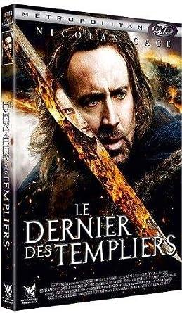 Le Dernier des templiers [Francia] [DVD]: Amazon.es: Nicolas ...