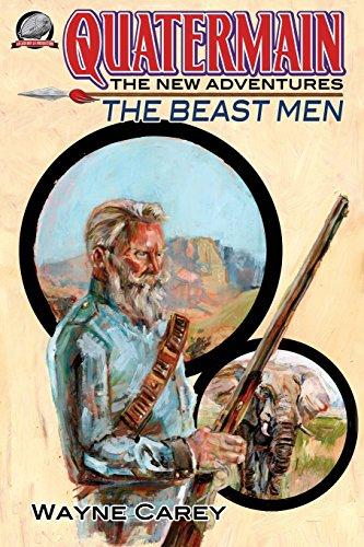 Quatermain: The New Adventures-The Beast Men (Volume 3)