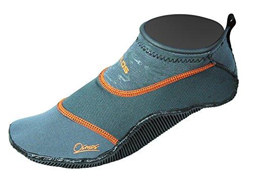 Tilos Osmos Pool Shoes Draining Vented Neoprene Booties for Beach Pool Sand Swim Surf Yoga Water Aerobics SUP