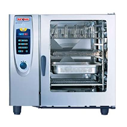 amazon com rational cooking systems scc102g combi oven steamer rh amazon com Rational Oven Cleaning Tablets rational combi oven repair manual