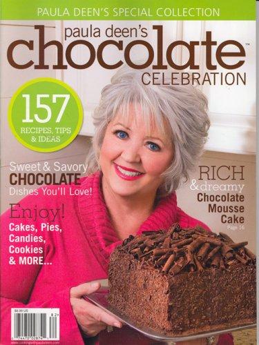 Celebration Chocolates (Paula Deen's Chocolate Celebration, Special 2008 Issue)