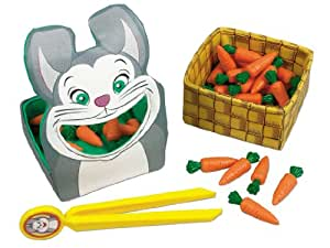 Lakeshore Feed-The-Bunny Fine Motor Game