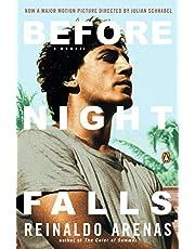Before Night Falls: A Memoir