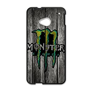Monster Energy For HTC One M7 Phone Case & Custom Phone Case Cover R81A651994