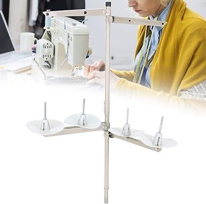 Uno Bobina Filo Stand Supporto Rocchetto Holder Accesorio Macchine Da Cucire