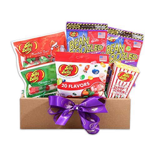 Jelly Belly Holiday Favorites Gift Box