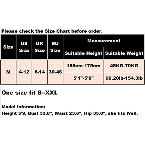 f80405eb7 evershare Women Sexy Lingerie Fishnet Floral Crotchless Bodystocking Open  Crotch Bodysuit For Sex Black One size fits most