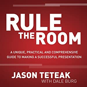 Rule the Room Audiobook