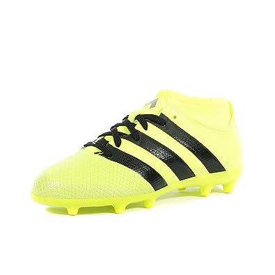 adidas Ace 16.3 Primemesh FGAG J, Chaussures de Foot garçon