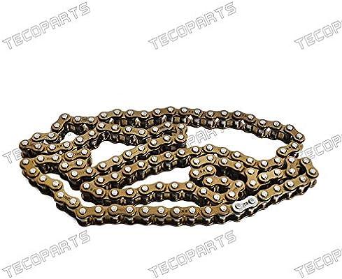 Amazon com: FidgetGear KMC 116Link 219 Reinforced Driven Chain for