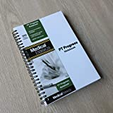 PT Progress Notebook - Physical Therapy Journal in