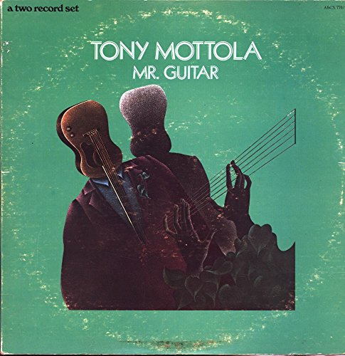 Tony Mottola Joins The Guitar Underground