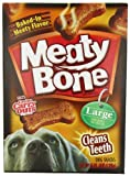 Meaty Bone Dog Biscuits, Large, 64 Ounce